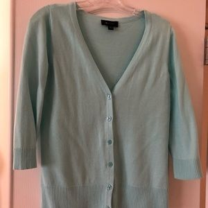 Light Blue Cardigan Sz L